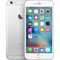 APPLE IPHONE 6 PLUS 64GB (SILVER) (CPO)
