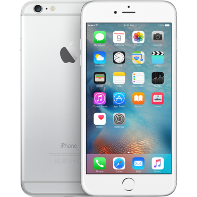 APPLE IPHONE 6 PLUS 64GB (SILVER) (CPO)